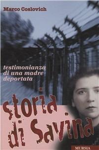 Storia di Savina - Coslovich Marco - wuz.it