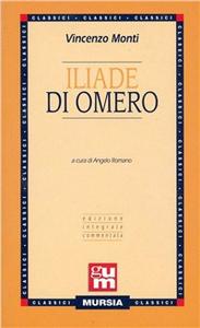 Libro Iliade Vincenzo Monti