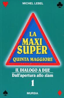 Voluntariadobaleares2014.es La maxi super quinta maggiore. Vol. 1 Image