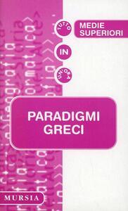 Paradigmi greci