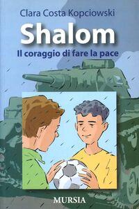 Libro Shalom Clara Costa Kopciowski