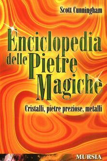 Squillogame.it Enciclopedia delle pietre magiche. Cristalli, pietre preziose, metalli Image
