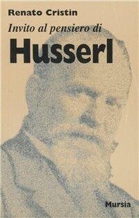Invito al pensiero di Husserl