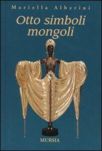 Otto simboli mongoli