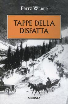 Librisulladiversita.it Tappe della disfatta Image
