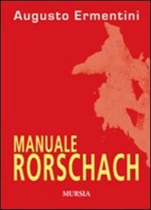 Manuale Rorschach