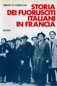 Storia dei fuorusciti italiani in Francia