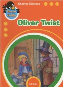 Oliver Twist - Charles Dickens - copertina