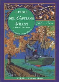 I figli del capitano Grant. America del sud