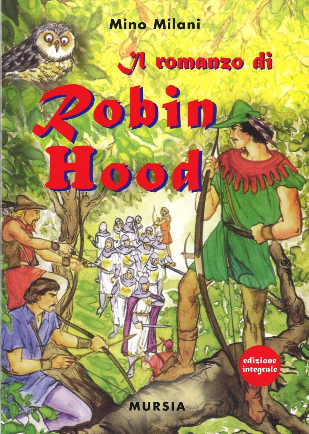 Romanzo di Robin Hood