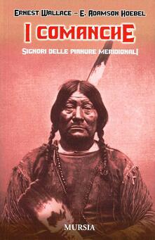 I Comanche. Signori delle Pianure Meridionali.pdf