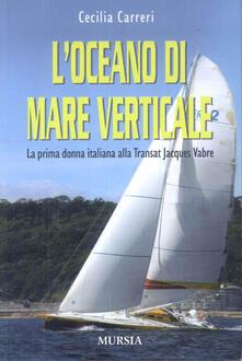 L' oceano di mare verticale - Cecilia Carreri - copertina