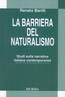 La barriera del naturalismo. Studio della narrativa italiana contemporanea.pdf