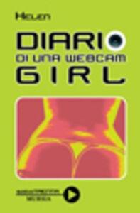 Libro Diario di una webcam girl Helen