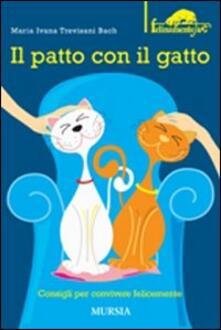 Il patto con il gatto - Maria Ivana Trevisani Bach - copertina