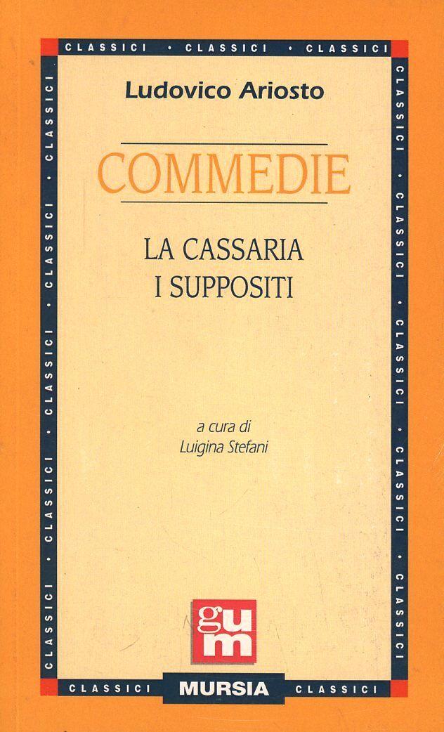 Commedie: La cassaria-I suppositi