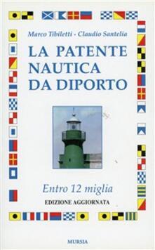 Ristorantezintonio.it La patente nautica da diporto. Entro le 12 miglia Image