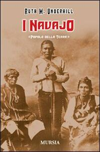 I Navajo. Popolo della terra