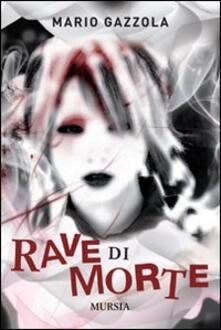 Rave di morte - Mario Gazzola - copertina