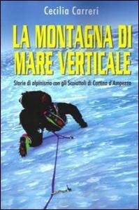 La montagna di mare verticale - Cecilia Carreri - copertina