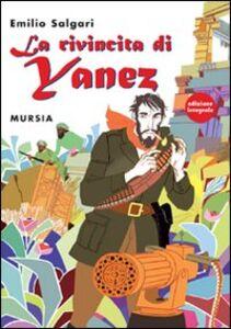 Libro La rivincita di Yanez Emilio Salgari