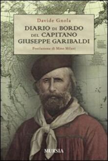 Ipabsantonioabatetrino.it Diario di bordo del capitano Giuseppe Garibaldi Image