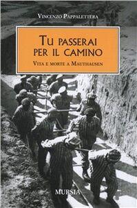 Libro Tu passerai per il camino. Vita e morte a Mauthausen Vincenzo Pappalettera