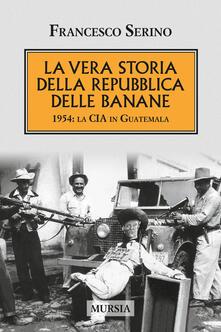 Warholgenova.it La vera storia della Repubblica delle banane. 1954: la CIA in Guatemala Image