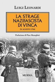 Criticalwinenotav.it La strage nazifascista di Vinca. 24 agosto 1944 Image