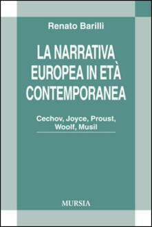 Letterarioprimopiano.it La narrativa europea in età contemporanea. Cechov, Joyce, Proust, Woolf, Musil Image