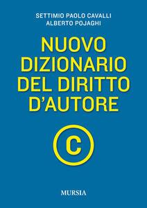 Nuovo dizionario del diritto d'autore