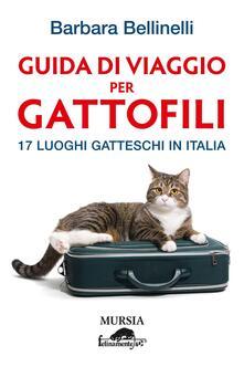 Voluntariadobaleares2014.es Guida di viaggio per gattofili. 17 luoghi gatteschi in Italia Image