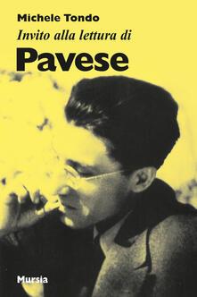 Criticalwinenotav.it Invito alla lettura di Pavese Image