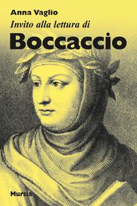 Invito alla lettura di Boccaccio - Vaglio Anna - wuz.it