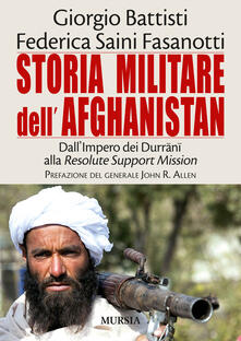 Winniearcher.com Storia militare dell'Afghanistan Image