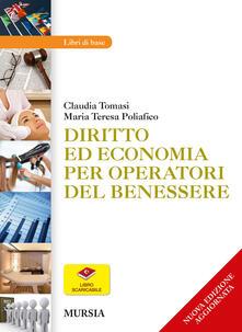 Milanospringparade.it Diritto ed economia per operatori del benessere Image