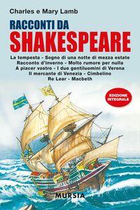 Libro Racconti da Shakespeare Charles Lamb , Mary Ann Lamb
