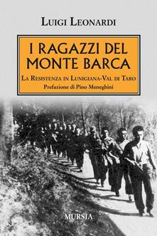 Voluntariadobaleares2014.es I ragazzi del Monte Barca. La Resistenza in Lunigiana-Val di Taro Image