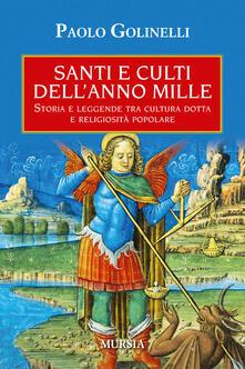 Santi e culti dellanno Mille.pdf