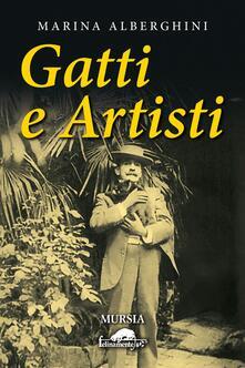 Promoartpalermo.it Gatti e artisti Image