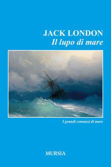 Il lupo di mare - Jack London - copertina