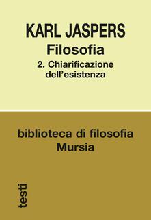 Filosofia. Vol. 2: Chiarificazione dellesistenza..pdf