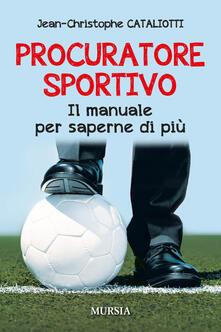 Antondemarirreguera.es Procuratore sportivo. Il manuale per saperne di più Image