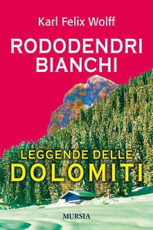 Lpgcsostenible.es Rododendri bianchi delle Dolomiti Image