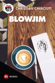BlowJim - Christian Cavaciuti - copertina
