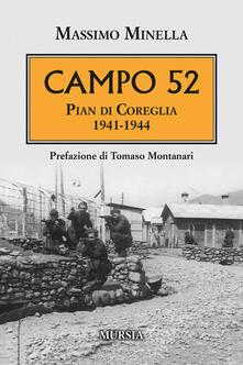 Steamcon.it Campo 52. Pian di Coreglia 1941-1944 Image