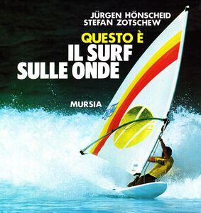 Libro Questo è il surf sulle onde Jürgen Hönscheid , Stefan Zotschew