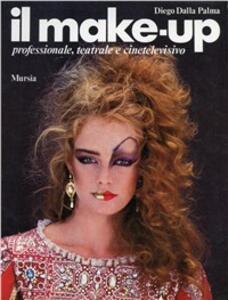 Il make-up professionale, teatrale e cinetelevisivo