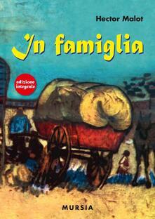In famiglia - Hector Malot - copertina