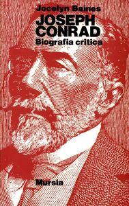Libro Joseph Conrad Jocelyn Baines